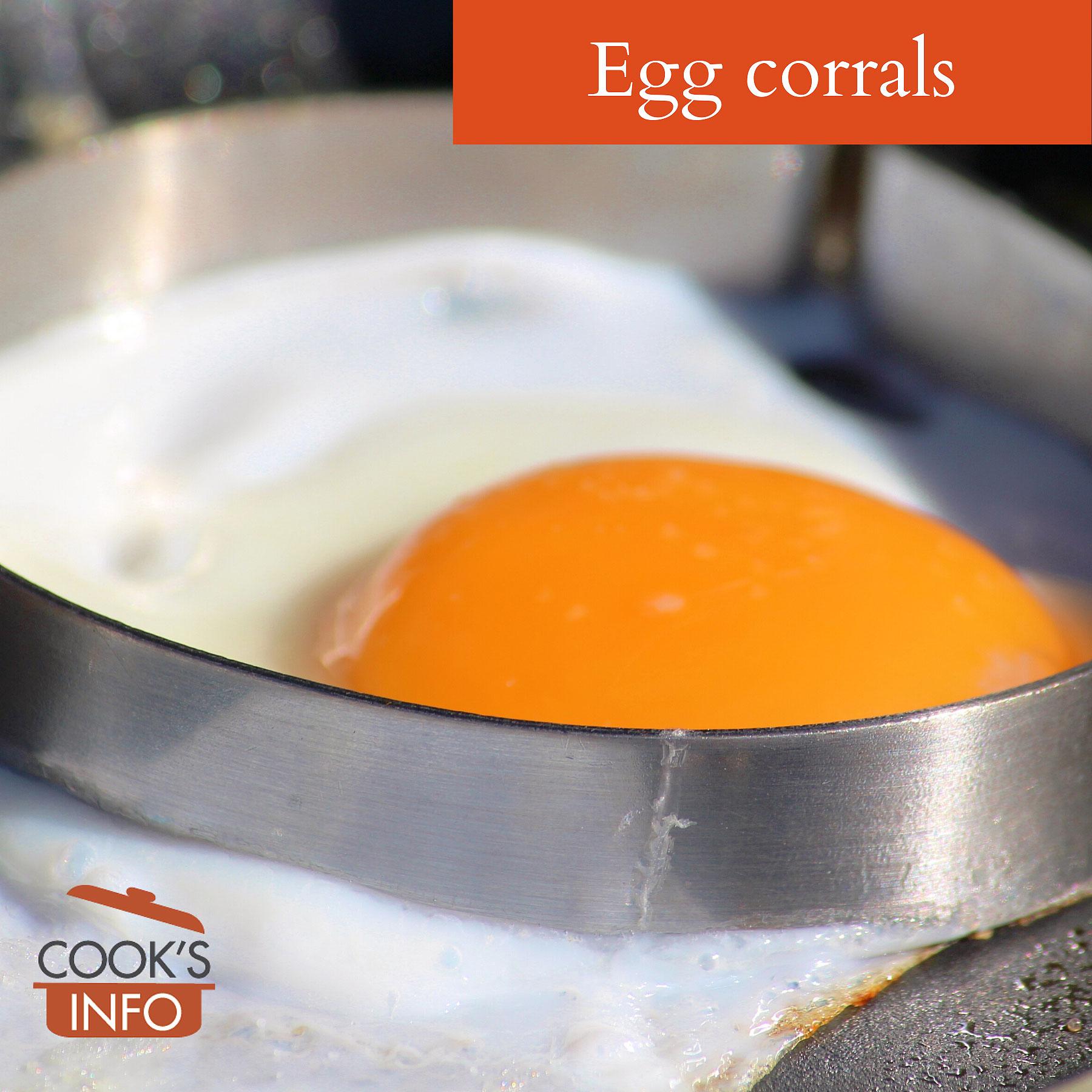 Egg corral