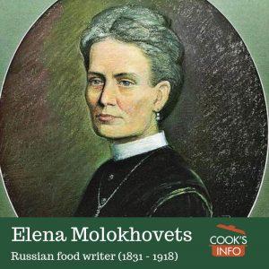 Elena Molokhovets: Russian Food Writer