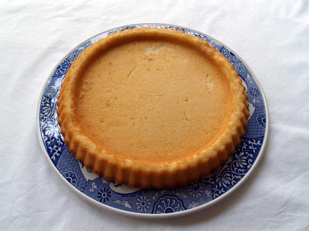 Flan cake base - Tortenboden