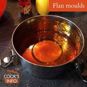 Flan Moulds