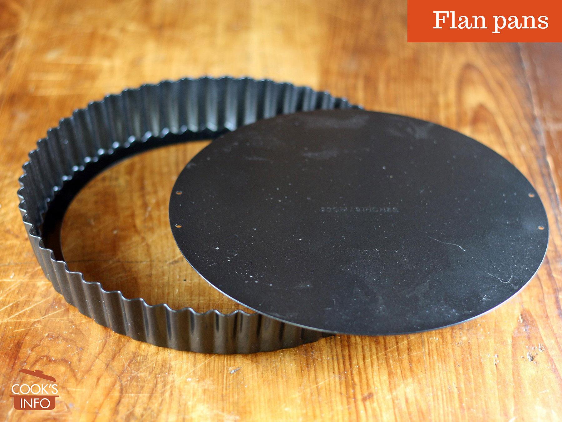 Tortenbodenform für Obsttorten / flan bottom for fruit cake pan