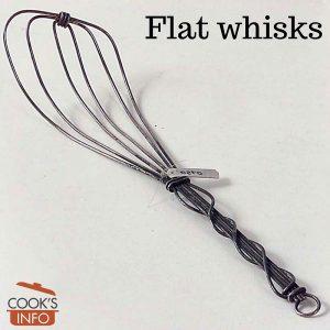 Flat Whisks