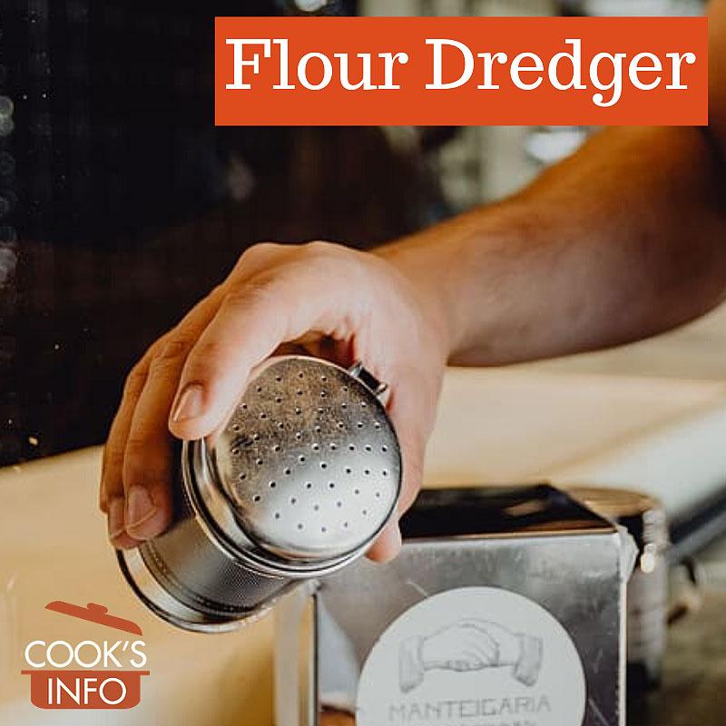 Flour dredger