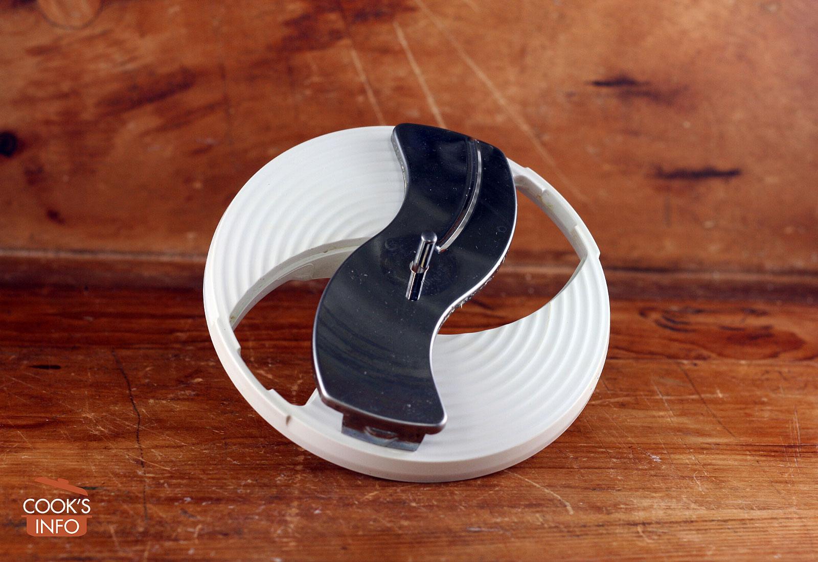 Food processor slicer blade