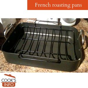 French Roasting Pans