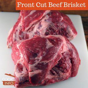 Front Cut Beef Brisket