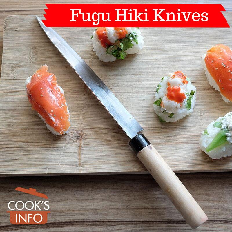Fugu Hiki knife