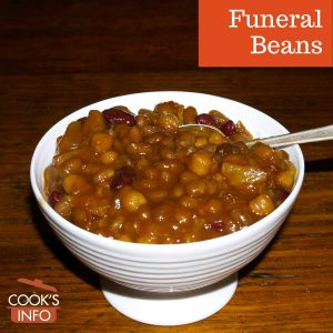Funeral Beans