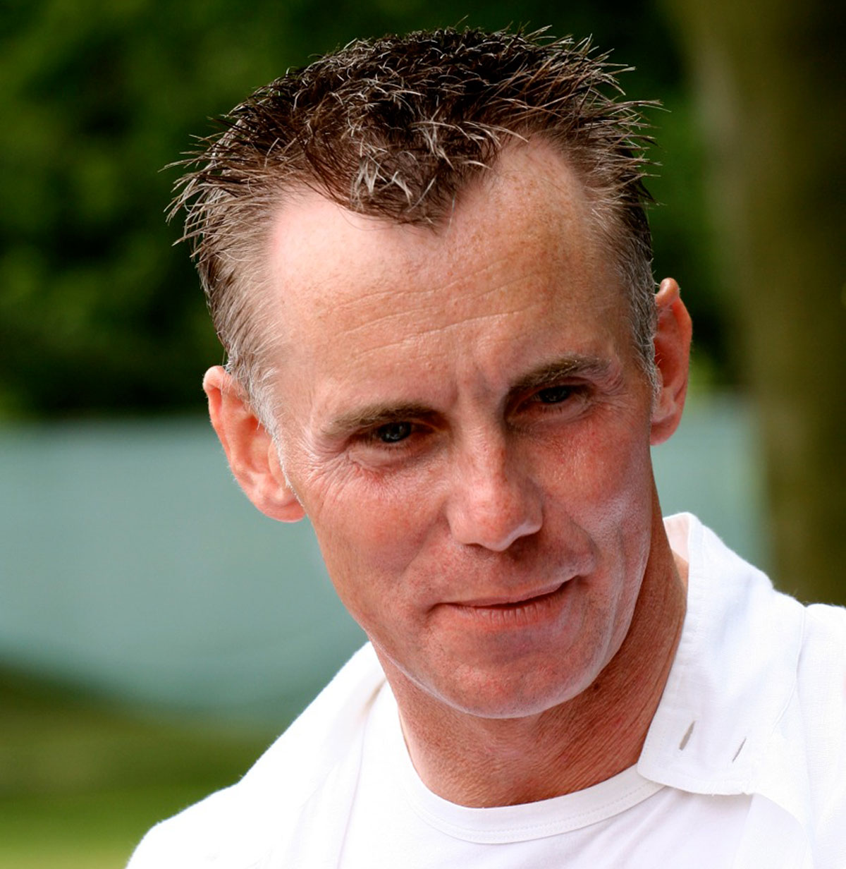 Gary Rhodes, Taste of London, 2006.