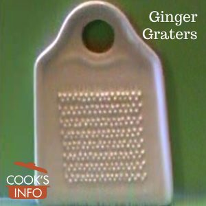 Ginger Graters