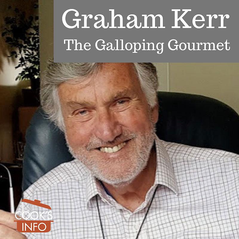 Graham Kerr 2018