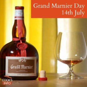 Bottle of Grand Marnier