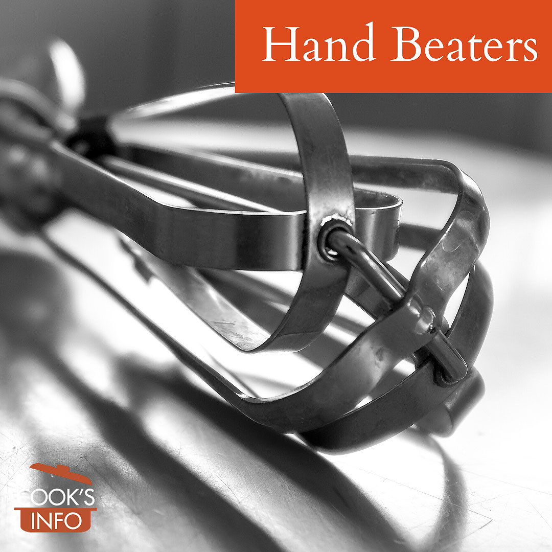 Hand / egg beater