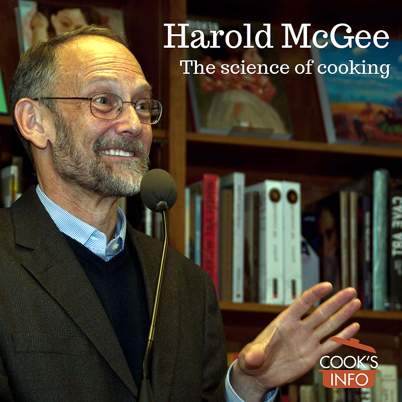 Harold McGee 2010