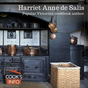 Harriet Anne de Salis