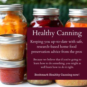 Visit healthycanning at https://www.healthycanning.com