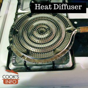 Heat Diffuser