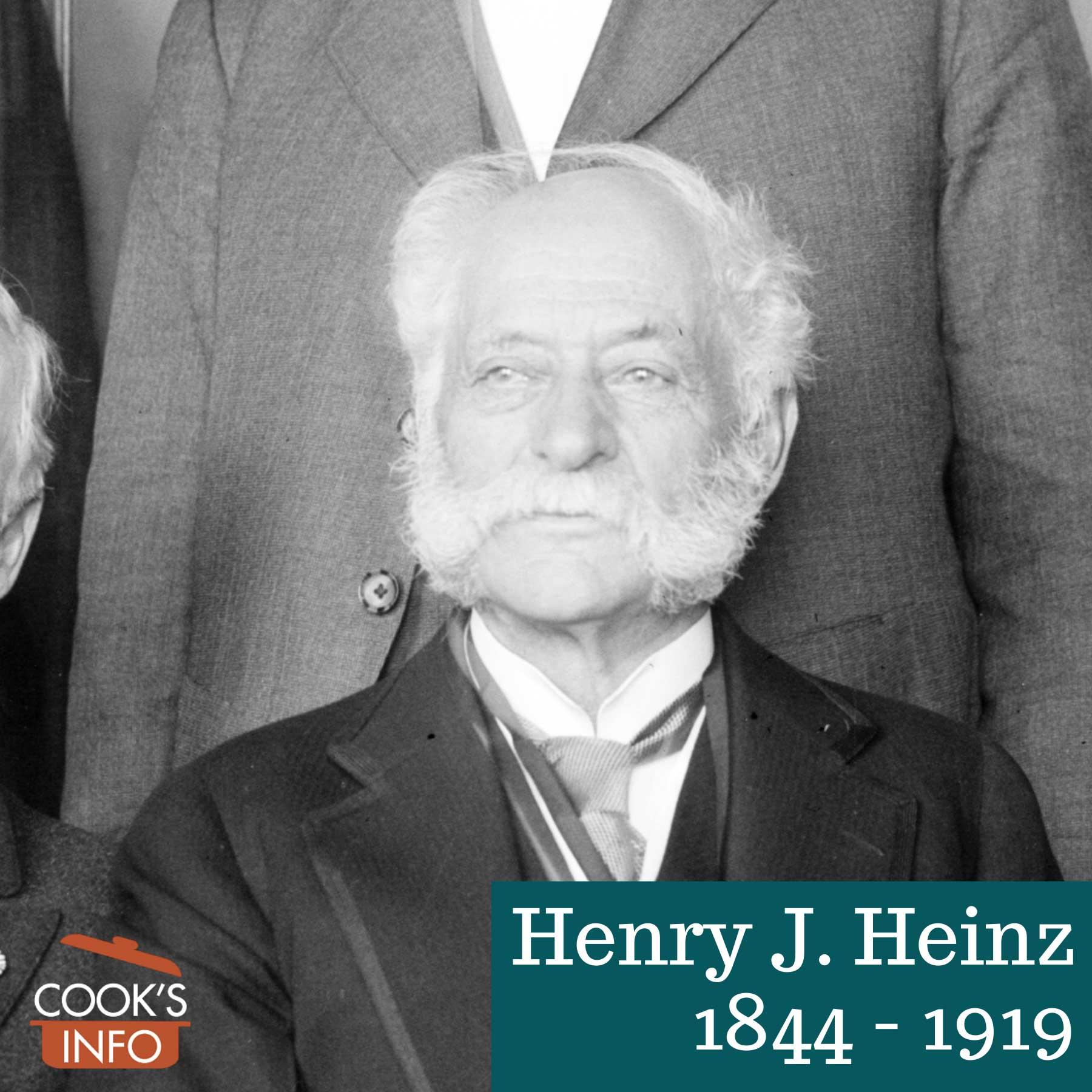 Henry John Heinz