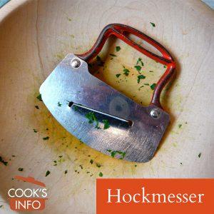 Hockmesser