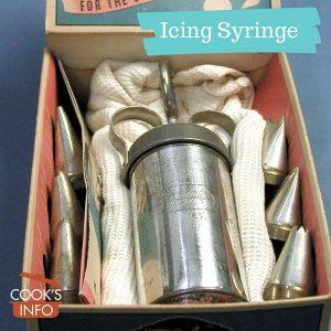 Icing Syringe