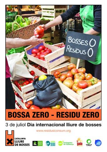 International Plastic Bag Free Day Spanish