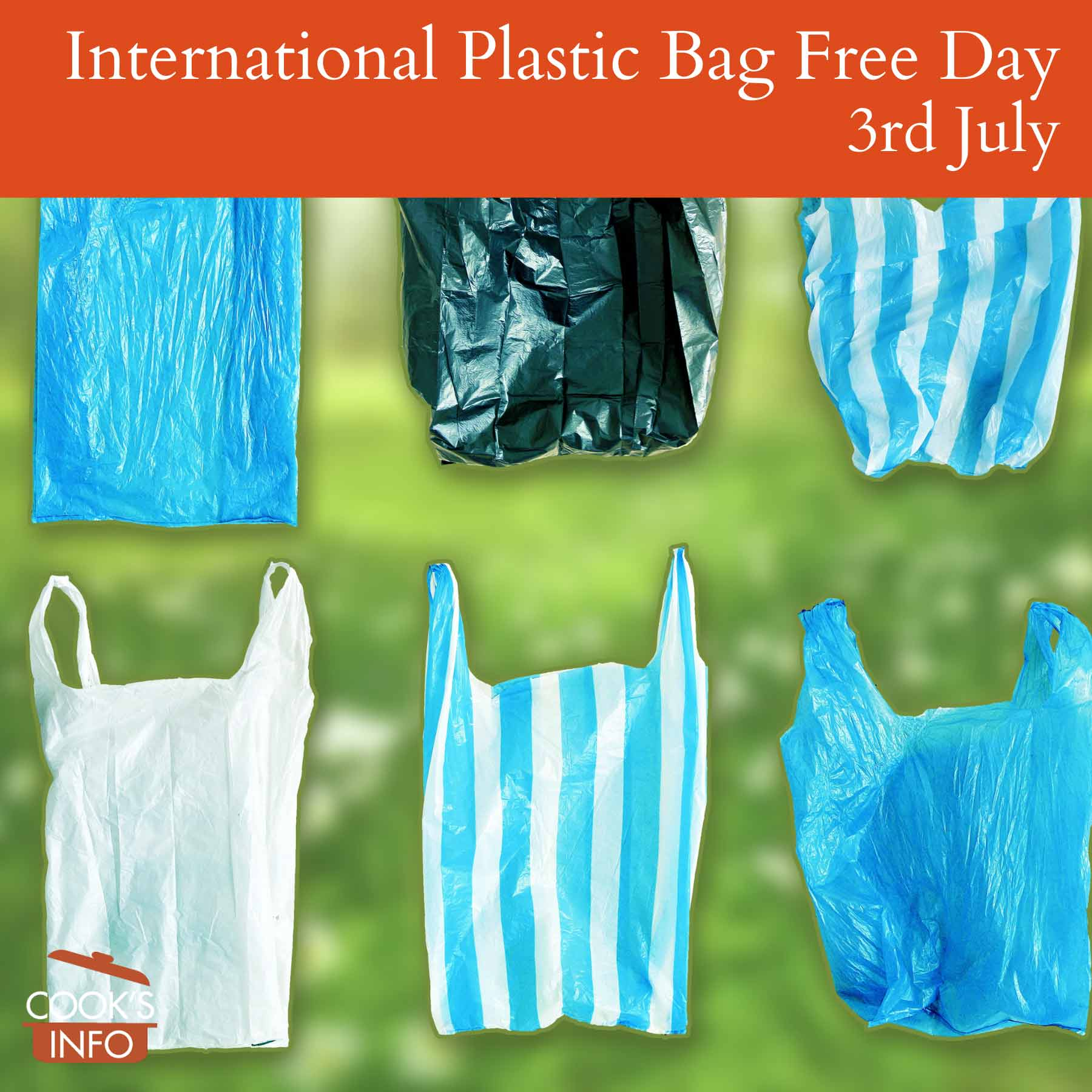Single-use plastic carrier bags