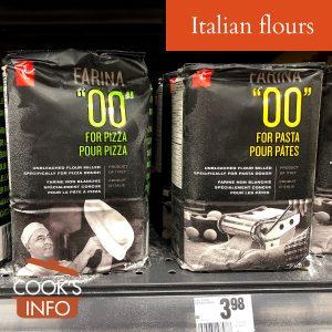 Italian flours