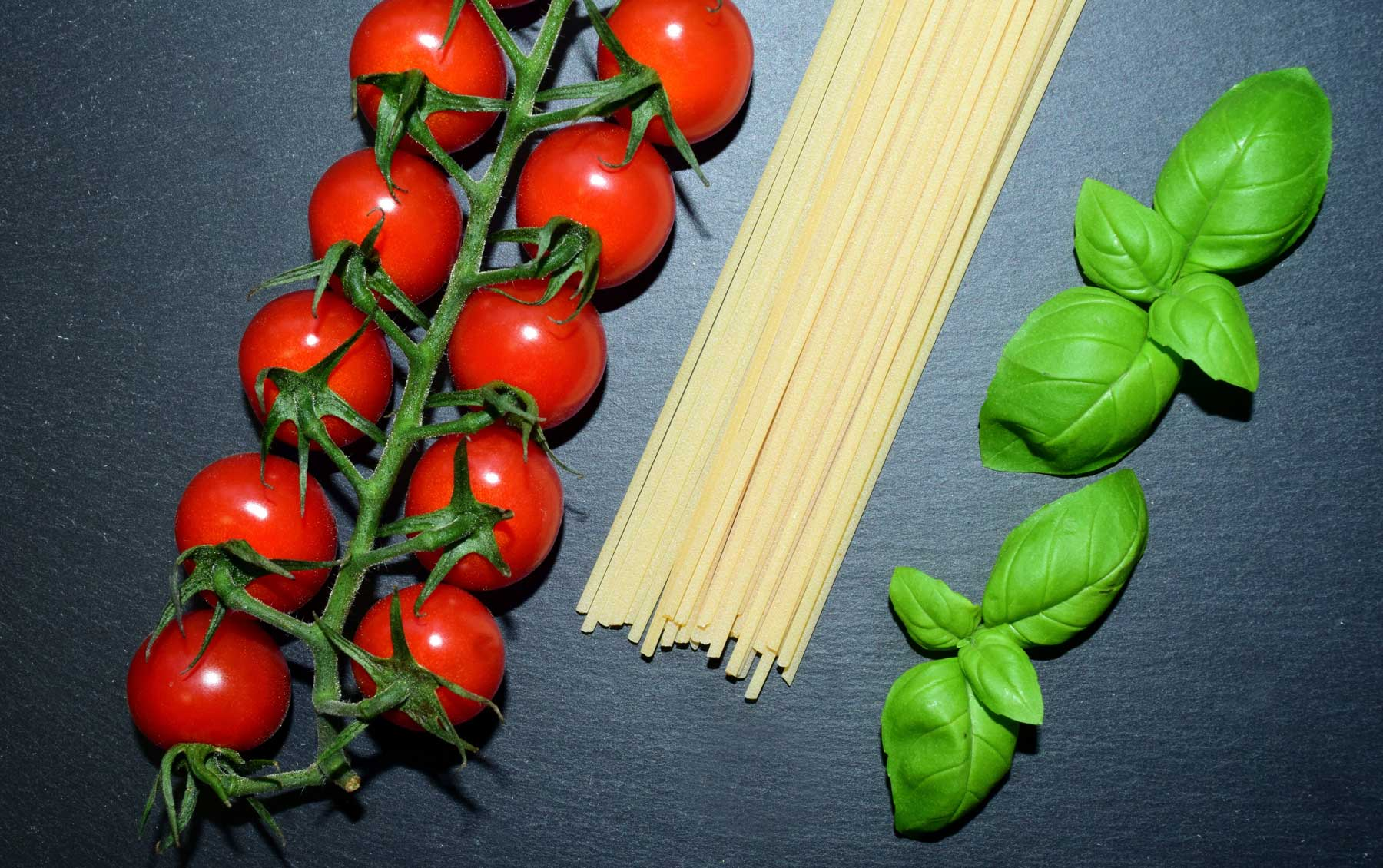 National food colours of Italy