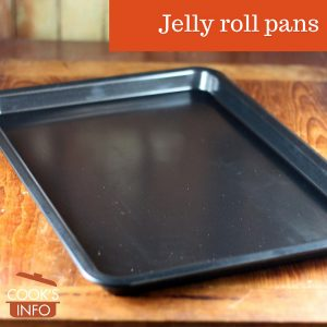 Jelly Roll Pans