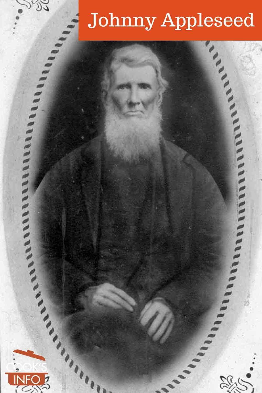 Johnny Appleseed (John Chapman), probably c. 1840s
