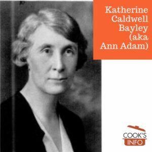 Katherine Caldwell Bayley