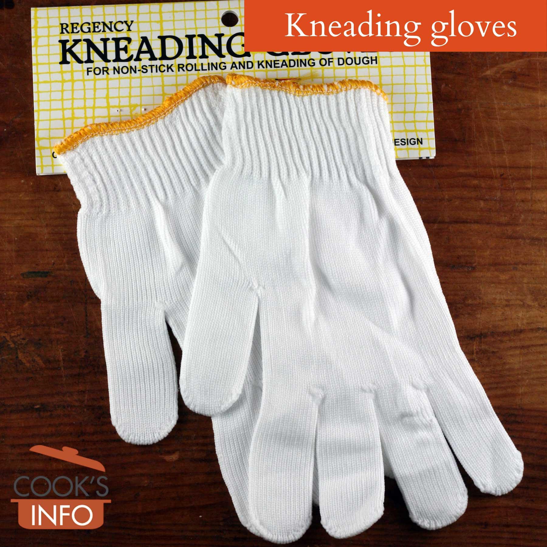 Kneading gloves