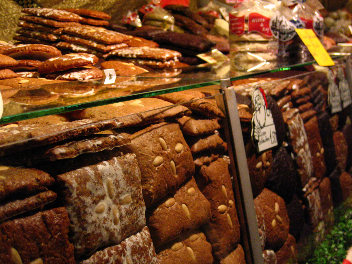 Lebkuchen - Nuremberg Christmas Market
