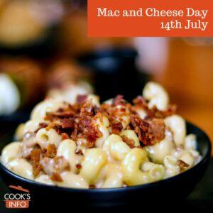 Dish of Macaroni and Cheese