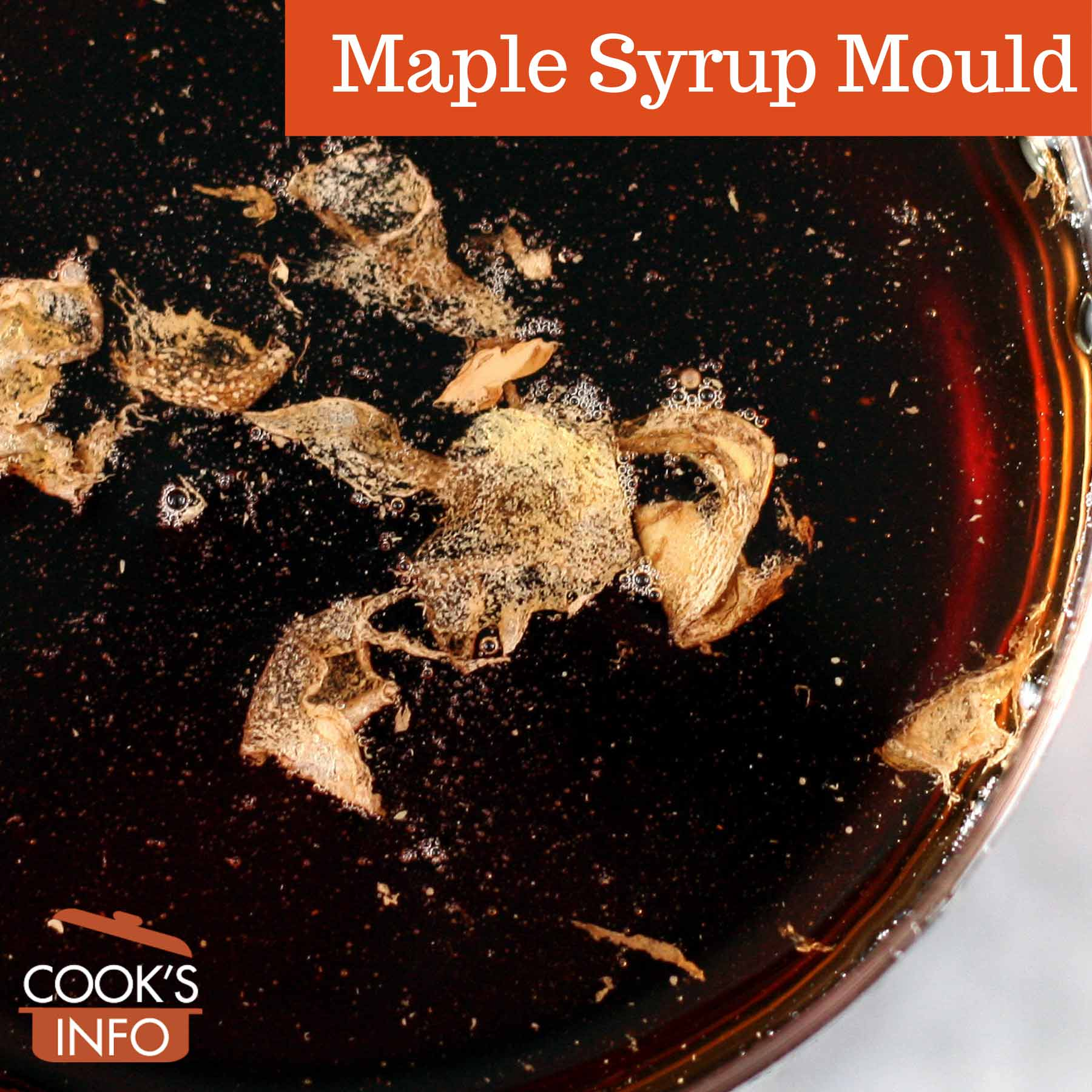 Maple syrup mould