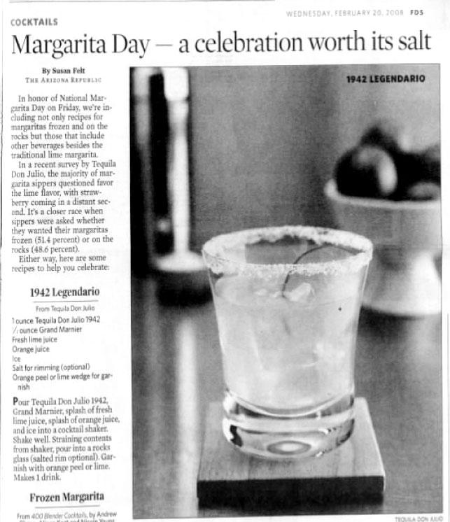 Margarita Day 2008