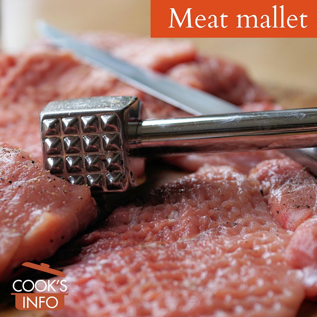 Meat mallet
