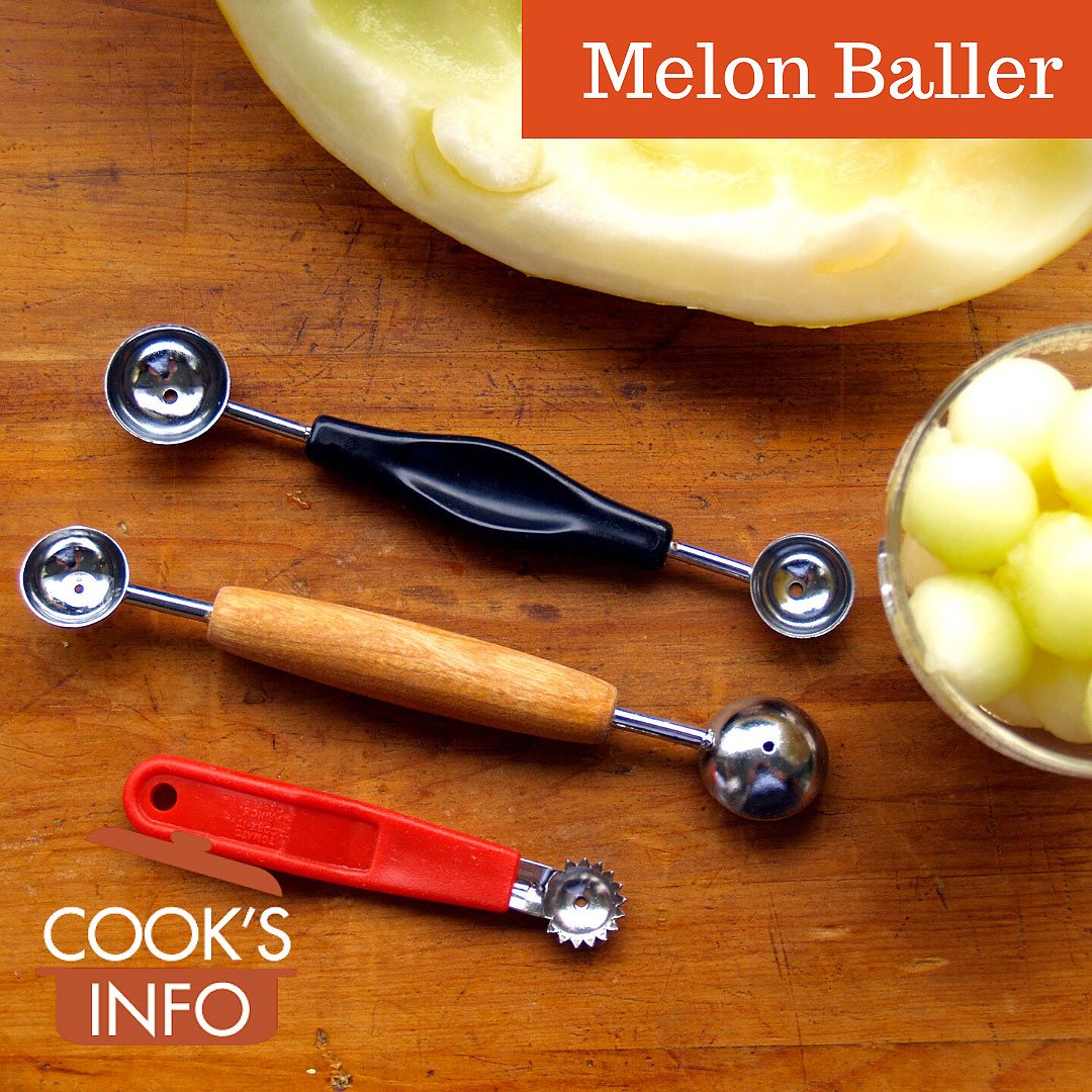Melon ballers