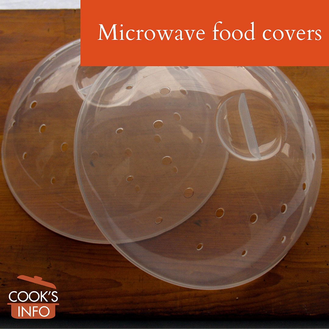 Microwave food dome cove