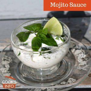 Mojito Sauce
