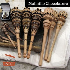 Molinillo Chocolatero