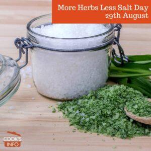Herb seasoning mix