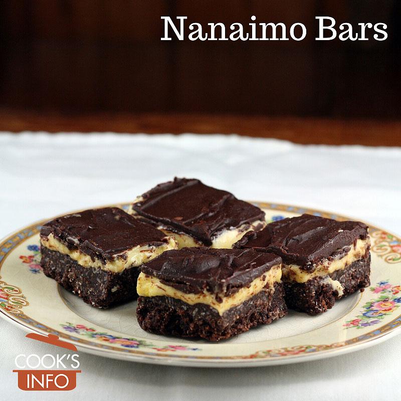 Nanimo bars