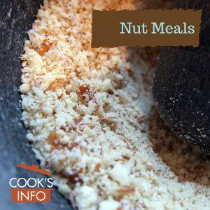 Nut Meals