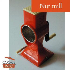 Nut Mill
