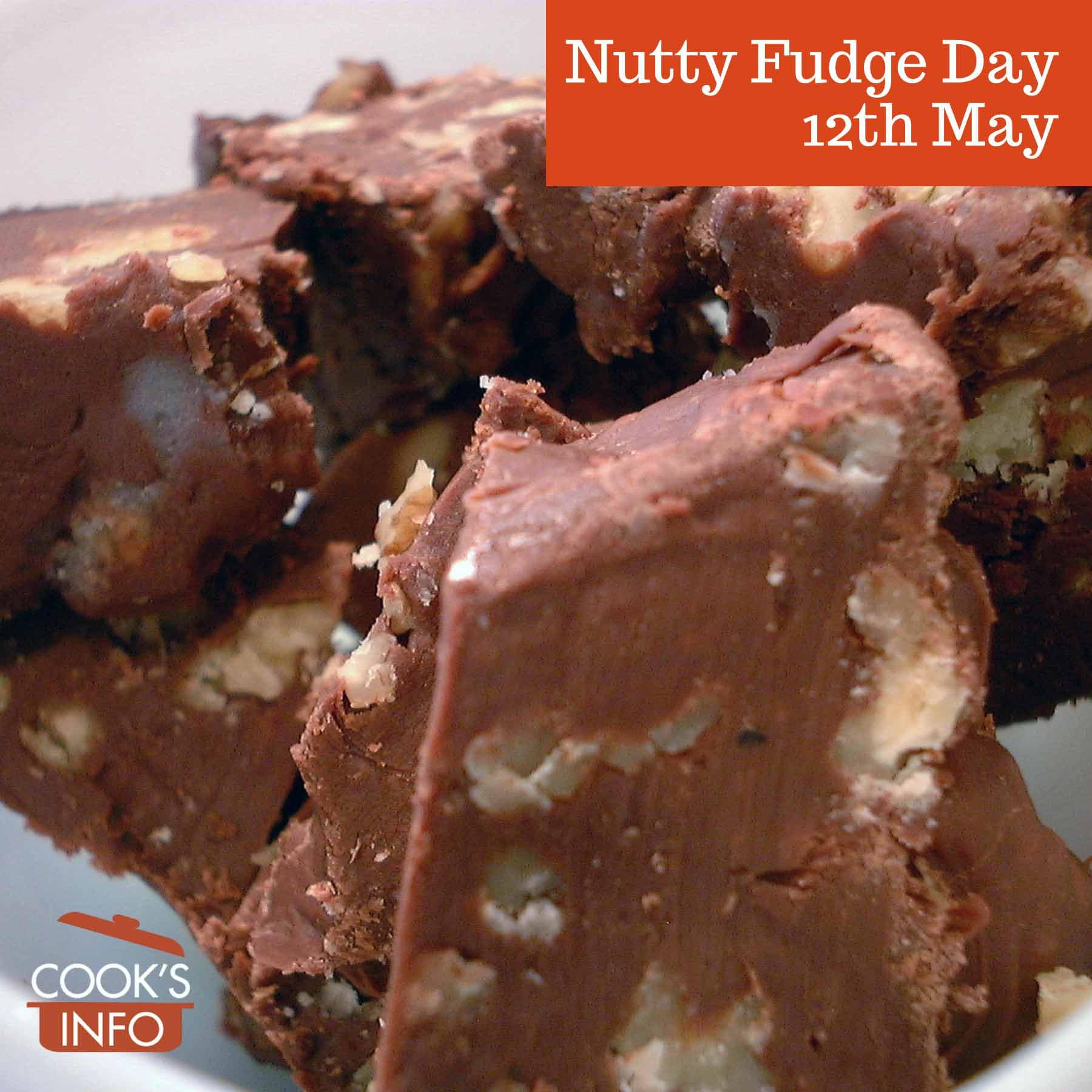 Nutty fudge