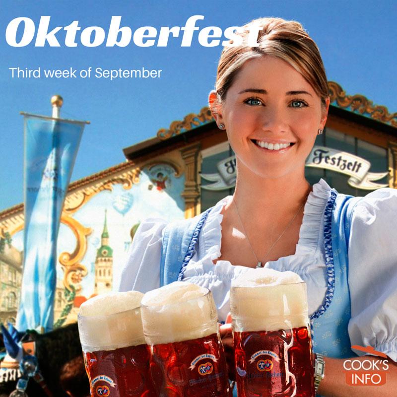 Hacker-Pschorr Oktoberfest Girl