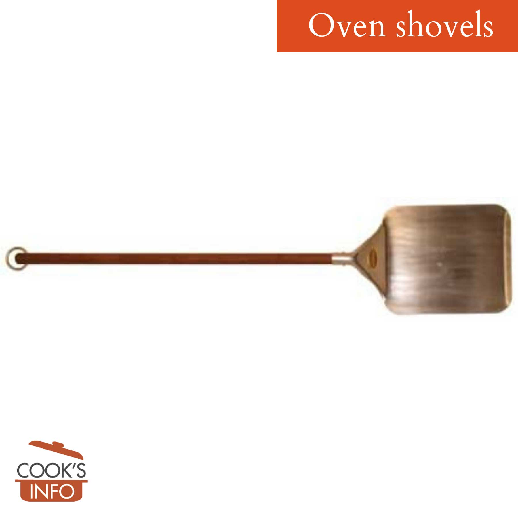 Oven shovel