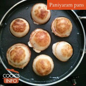 Paniyaram pans