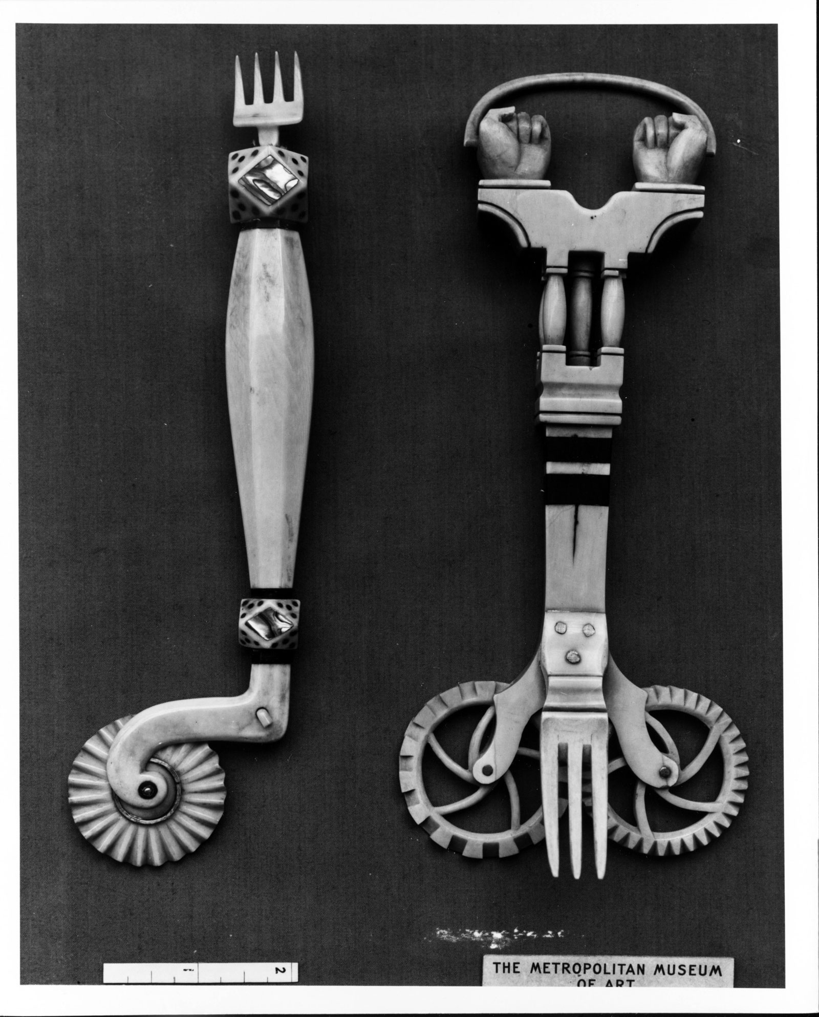 Antique pastry jiggers